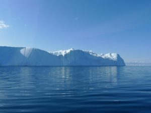 Iceberg - Alex Bellini