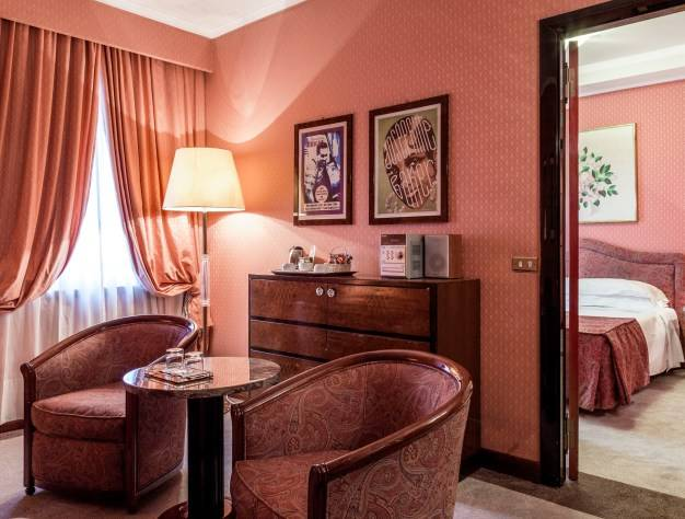 Hotel 4 stelle a milano garage privato adi doria grand hotel for Grand hotel milano