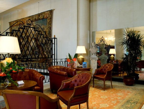 Grand Hotel Barone Sassj - Milan