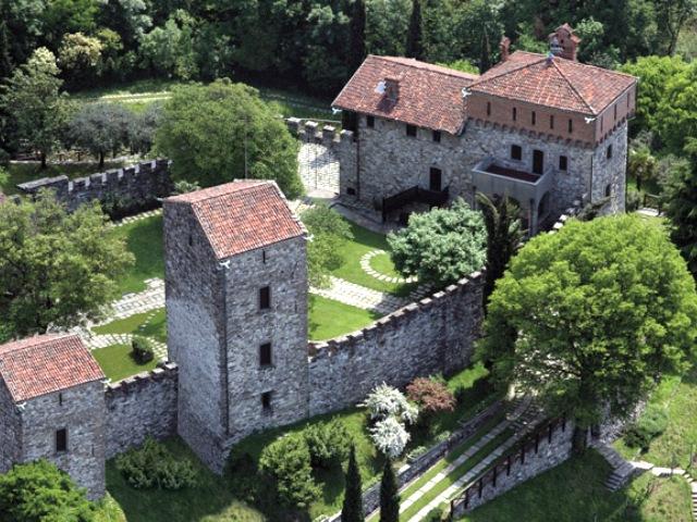 Castello di Rossino - Lombardy - Italy