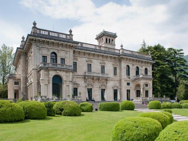 Centro fieristico congressuale Villa Erba - Lombardia