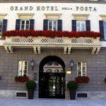 Grand Hotel Della Posta Sondrio - Lombardy - Italy