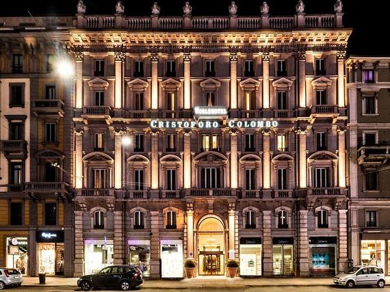 Hotel Cristoforo Colombo Milan - Lombardy - Italy