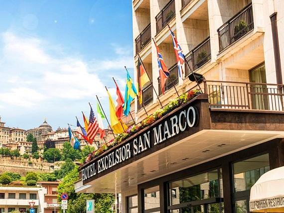 Hotel Excelsior San Marco Bergamo - Lombardia