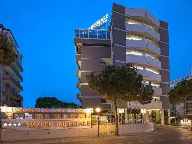 Hotel Imperiale Rimini - Emilia Romagna - Italy