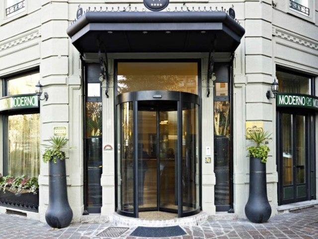 Hotel Moderno Pavia - Lombardia