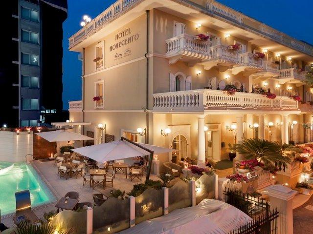 Hotel Novecento - Riccione - Emilia Romagna