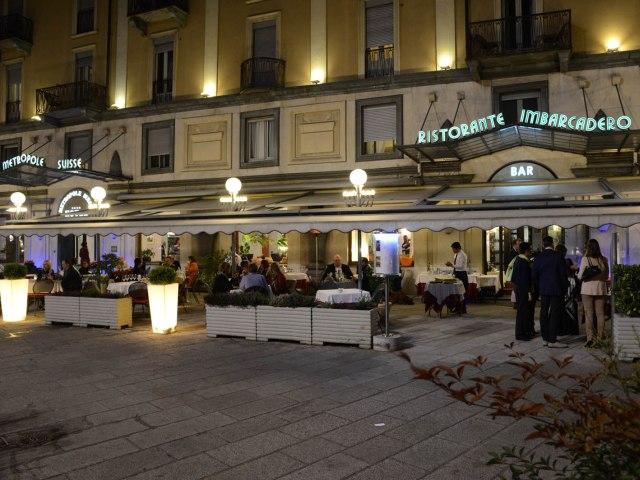 Hotel Metropole Suisse Como - Lombardy - Italy