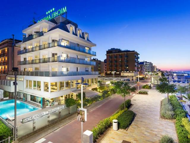 Hotel Michelangelo Riccione - Emilia Romagna - Italy