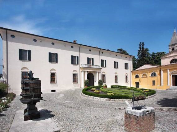 Palazzo Arzaga - Lombardy - Italy