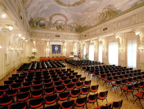 Palazzo dei Congressi Salsomaggiore Terme - Emilia Romagna - Italy