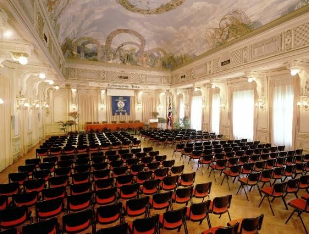 Palazzo dei Congressi Salsomaggiore - Emilia Romagna