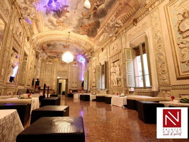 Palazzo Gnudi - Bologna - Emilia Romagna