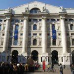 Palazzo Mezzanotte - Milan - Lombardy - Italy