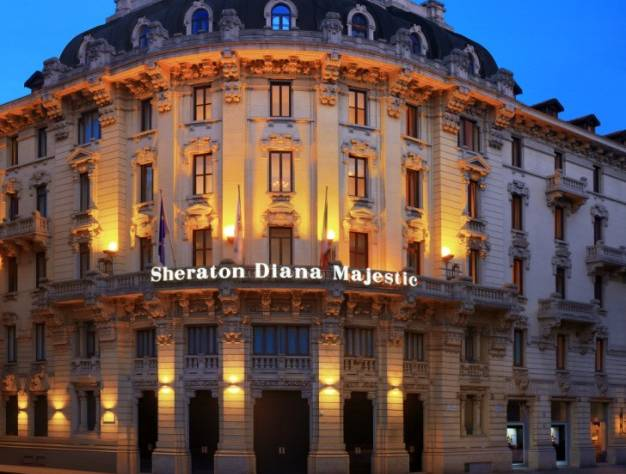 Sheraton Diana Majestic - Milan - Lombardy - Italy