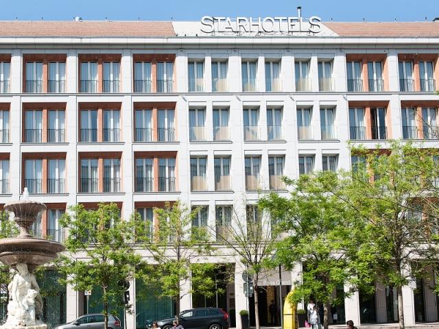 Starhotel Rosa Grand Milano - Lombardia