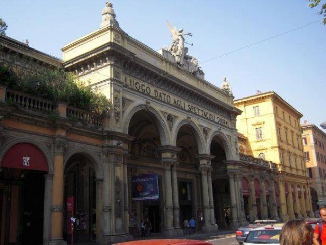 Teatro Arena del Sole - Bologna - Emilia Romagna