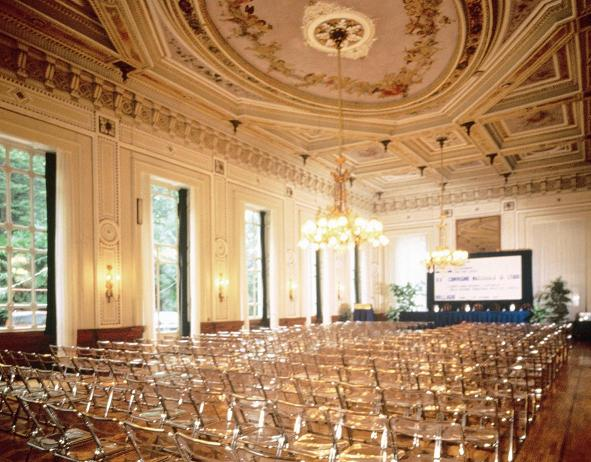 Salone Reale - Grand Hotel Villa Serbelloni - Lago di Como
