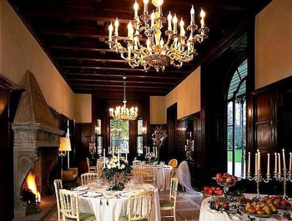Villa Trivulzio di Omate - Lombardy - Italy