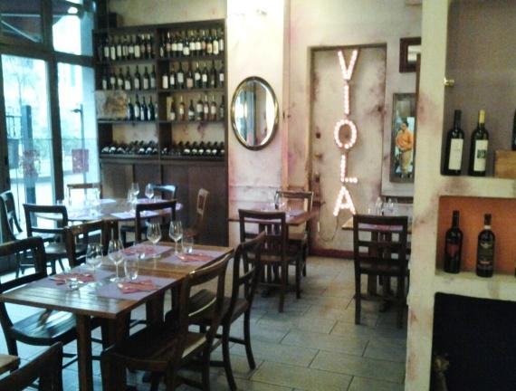 Enoteca Viola - Milan - Lombardy - Italy
