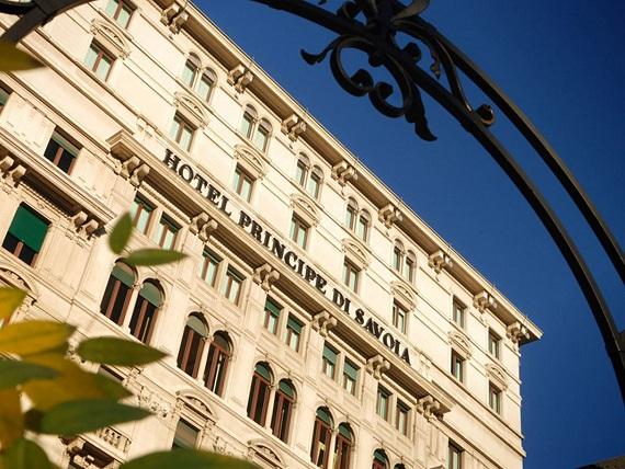 Grand Hotel Principe di SavoiaGrand Hotel Principe di Savoia - Milano - Lombardia