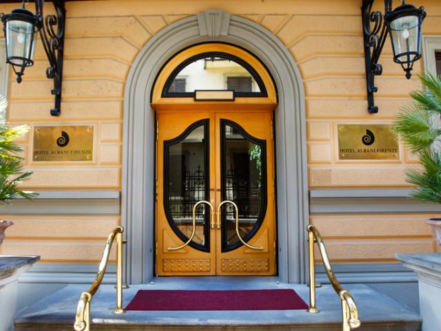 Hotel Albani Florence - Tuscany - Italy