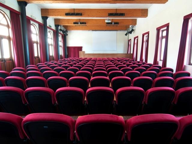 Auditorium - San Servolo - Venezia
