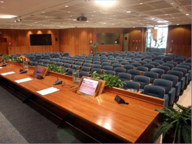 Auditorium Via Rieti Rome - Lazio - Italy