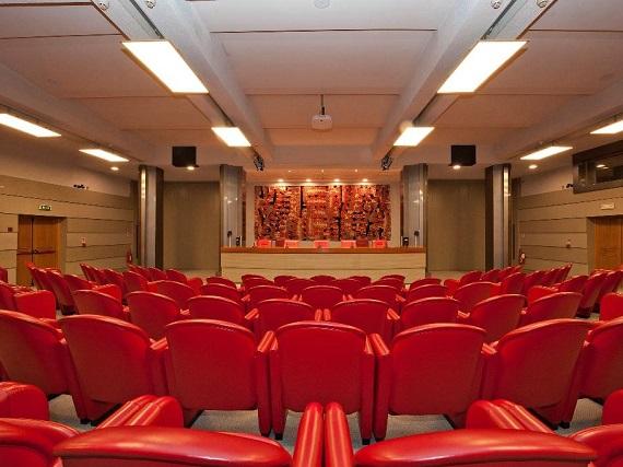 Auditorium Via Veneto - Roma - Lazio - Italy