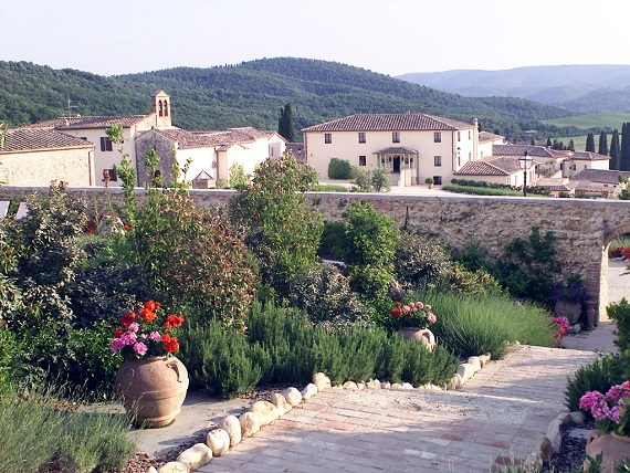 Borgo la Bagnaia - Toscana