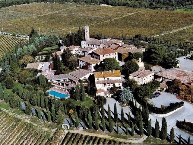 Hotel Borgo San Felice Siena - Tuscany - Italy