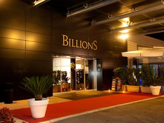 Billions - Roma - Lazio