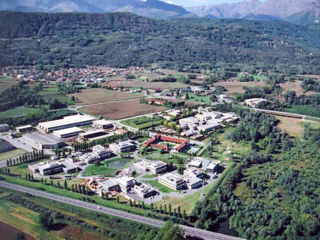 Bioindustry Park Silvano Fumero - Piedmont - Italy