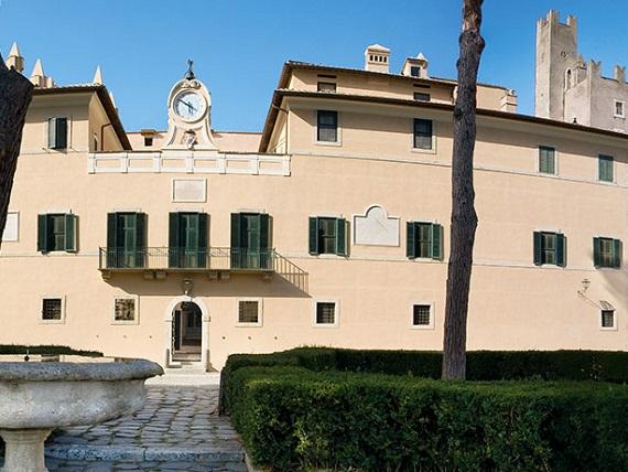 Castello di Torre in Pietra - Lazio