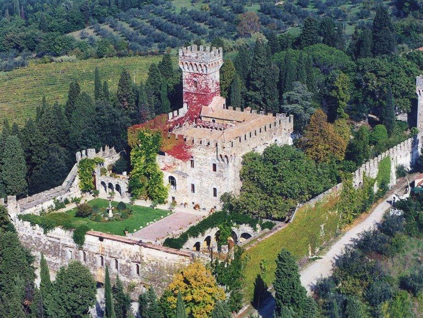 Castello di Vincigliata - Toscana