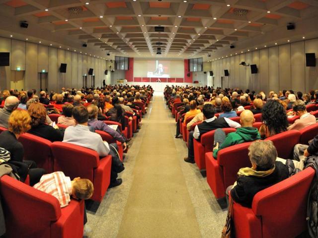Centro congressi unione industriale - Turin - Piedmont - Italy
