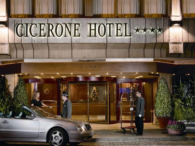 Cicerone Hotel Roma - Lazio