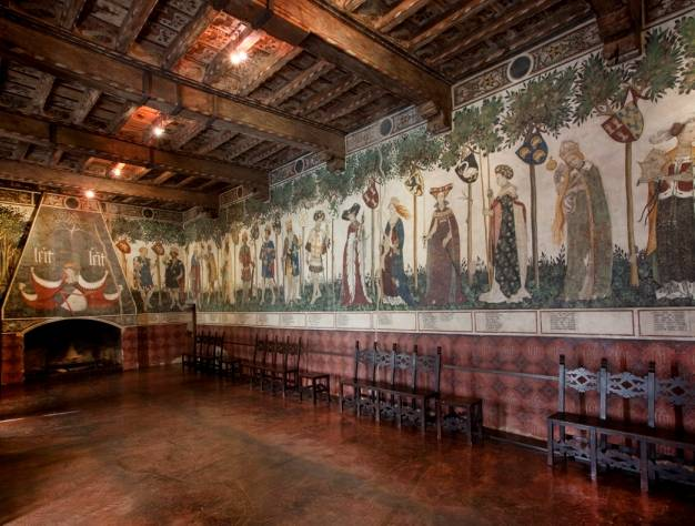 Castello della Manta FAI - Piemonte