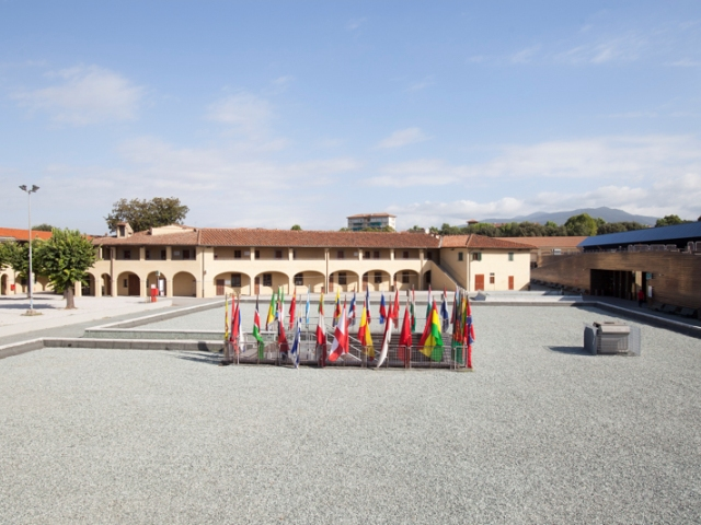 Fortezza da Basso - Florence - Tuscany - Italy