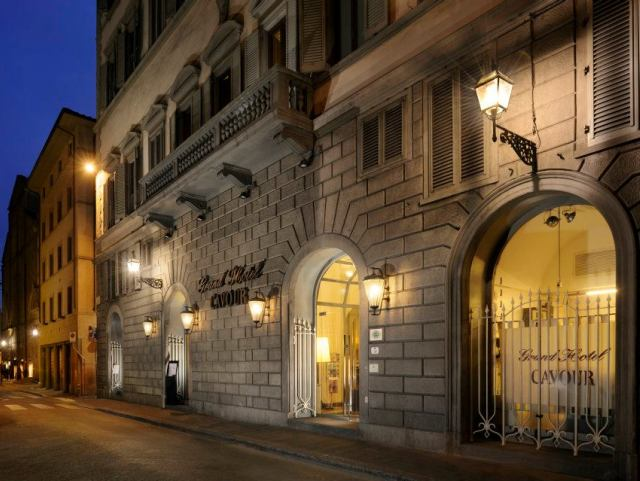 Grand Hotel Cavour Florence - Tuscany