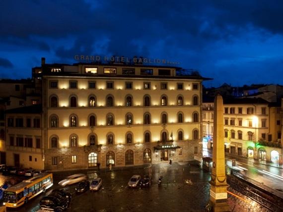 Grand Hotel Baglioni Florence - Tuscany - Italy