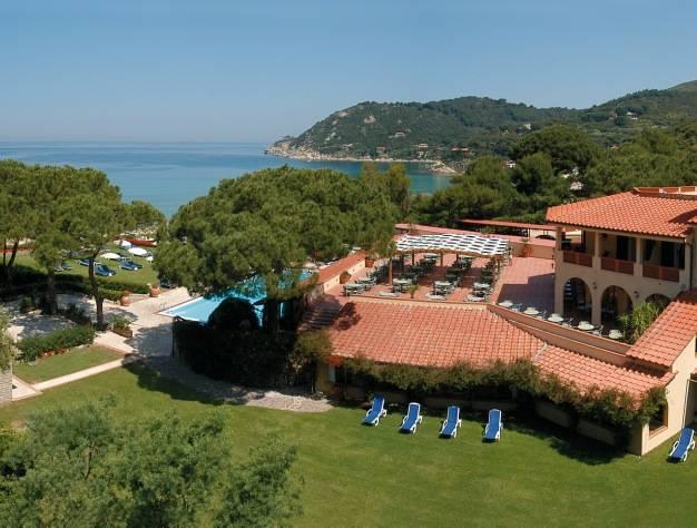 Hotel Hermitage Isola d'Elba - Tuscany - Italy