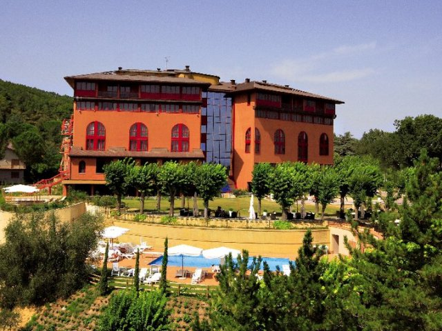 Gran Hotel Admiral Palace Siena - Toscana