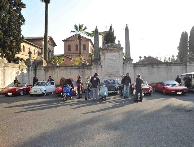 Auto vintage - HR Tours