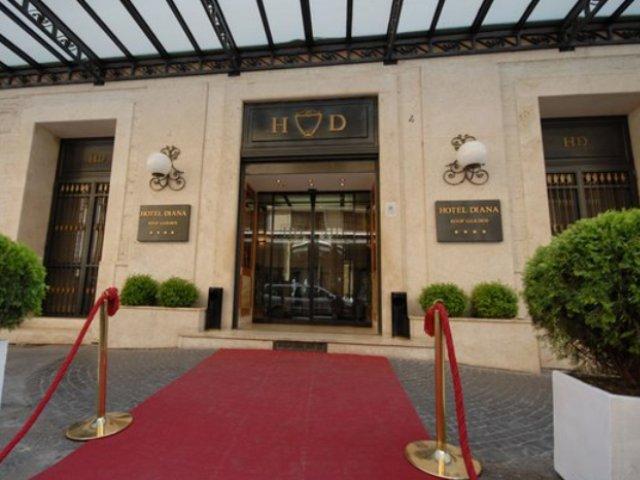 Hotel Diana Roof Garden Roma - Lazio