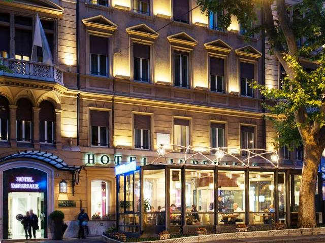 Hotel Imperiale Roma - Lazio