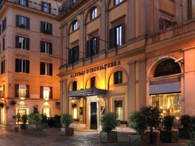 Hotel Inghilterra - Rome - Lazio - Italy