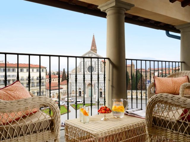 Hotel Santa Maria Novella Florence - Tuscany - Italy