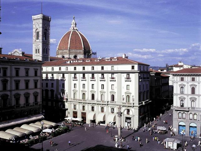 Hotel Savoy Firenze - Toscana
