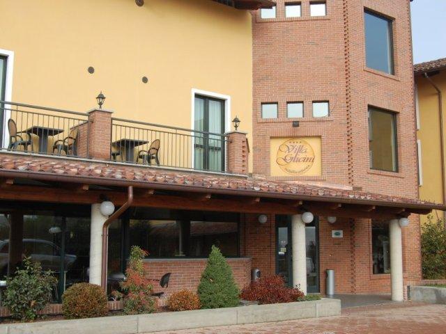 Hotel Villa Glicini - Piemonte